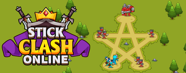 Stick Clash Online